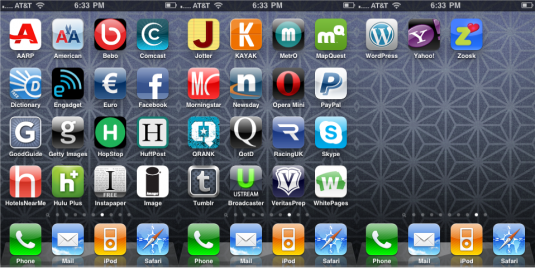 App Ransom Font
