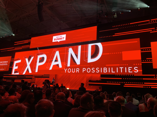 Red Hat Summit 2019 - Expand Your Possibilities