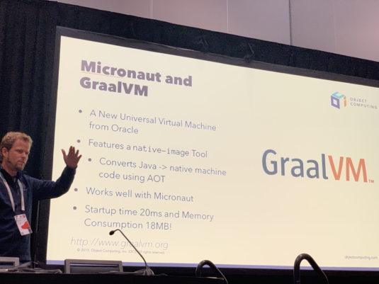 Micronaut and GraalVM